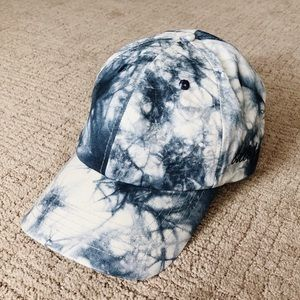 Tie Dye Billabong Hat